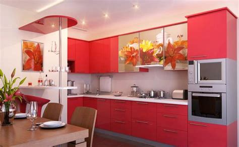 kitchen modern kitchen cabinet design with red color 22 ideas to create stunning red and white kitchen design