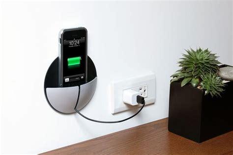 mobile alupocket iphone wall mount gadgetsin