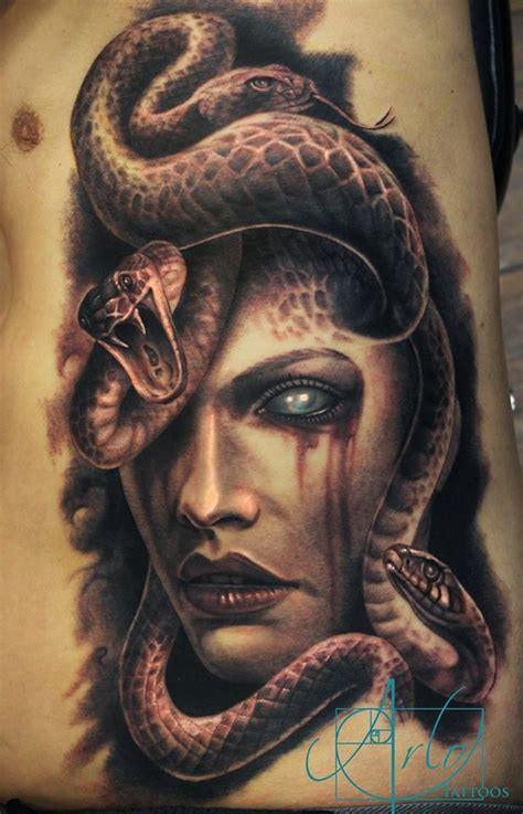 medusa tattoo design awesome medusa awesome tattoos for and