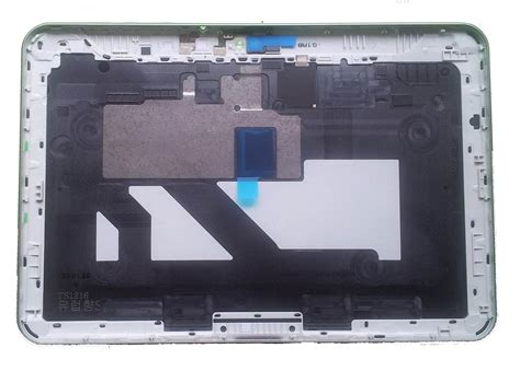 Samsung Tab Gt P7300 samsung galaxy tab 8 9 gt p7300 back cover mobile parts