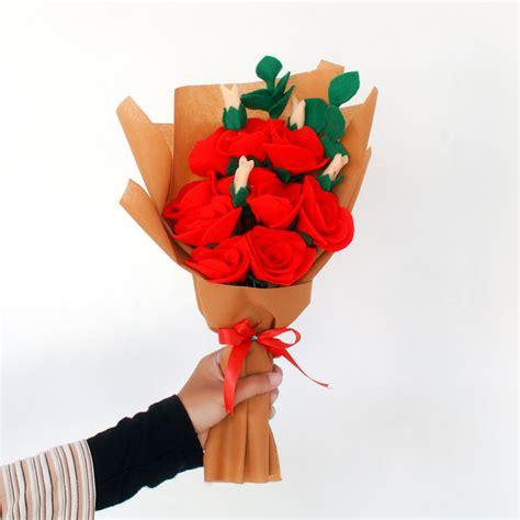 Buket Boneka Panda Bunga Buket Box Handbouqet toko kado day gift bouquet flower kado
