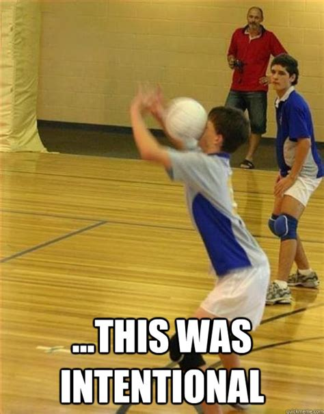 Volleyball Meme - volleyball meme fail