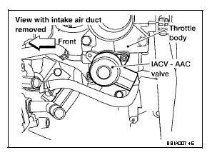 2001 nissan maxima p0505 p0505 2002 nissan sentra idle air valve