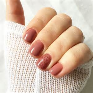 nail color cool fall nail color ideas