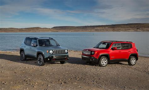 2015 jeep renegade car and driver