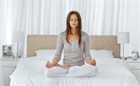 meditation before bed a bedtime yoga sequence to help you sleep