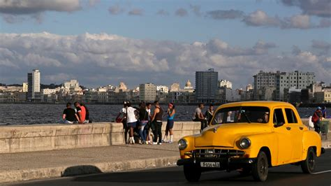 when to travel to cuba how travel to cuba may change nytimes com