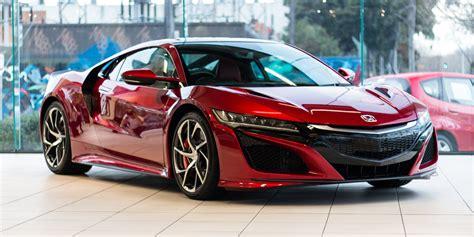 honda car price 2017 honda nsx 420 000 driveaway price tag tipped for