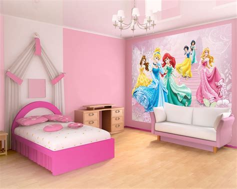 princess home decor exquisite pink bedroom and stunning wall design home design
