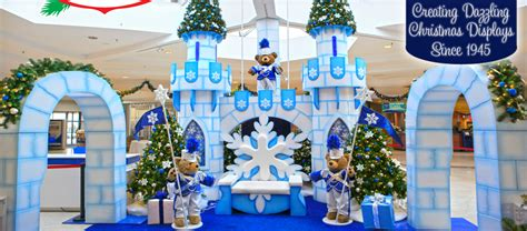 commercial christmas decorations from bronner s commercial