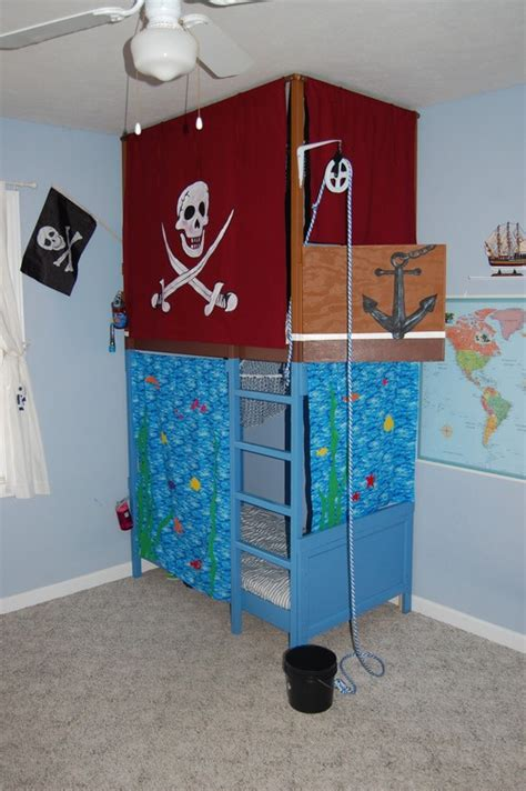 Pirate Bunk Beds 17 Best Images About Pirate Room On Pinterest Bunk Beds Pirate Room And Cove