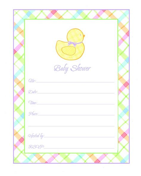 Baby Shower Boarder by Baby Shower Border Paper Cliparts Co