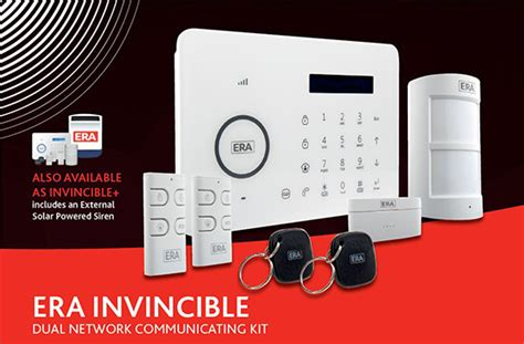 era smart home alarm systems uk era
