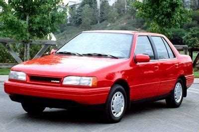 kelley blue book classic cars 1993 hyundai excel instrument cluster 47 best images about classic hyundai vehicles on cars ponies and hyundai accent