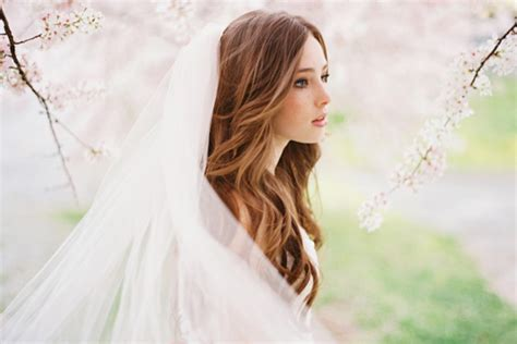 wedding hairstyles for long curly hair with veil natural wedding hair ideas once wed