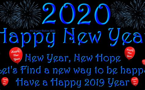happy  year wishes  messages  mobile phones tablets  computers greeting card