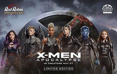 Red Robin Hobbit Gift Card - buy 25 red robin gift card free x men apocalypse movie ticket 25 00