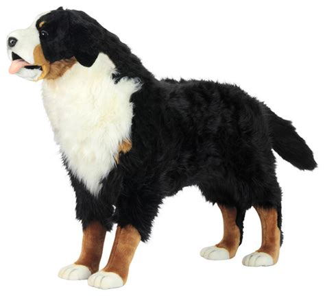 bernese mountain stuffed animal bernese mountain standing stuffed animal