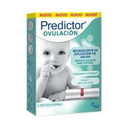 test predictor test predicto ovulacion