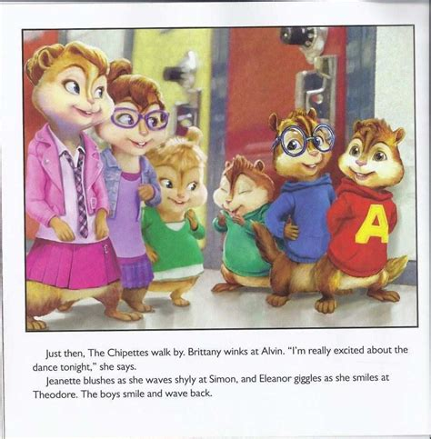 alvin and the chipmunks the valentines collection a chipmunk pg 5 by regis28brittany on deviantart