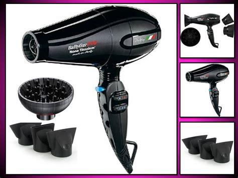 Babyliss Pro Hair Dryer Nano Titanium Portofino Blue babyliss pro 2000 watt portofino 6600 nano titanium hair dryer free bambino hair dryers