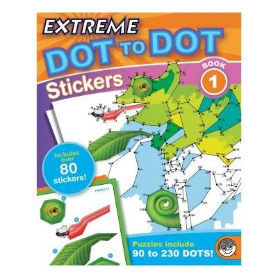 Sticker Activity Be A Learner With Friends 1 dot to dot sticker activity book book 1 from mindware another great item from kb