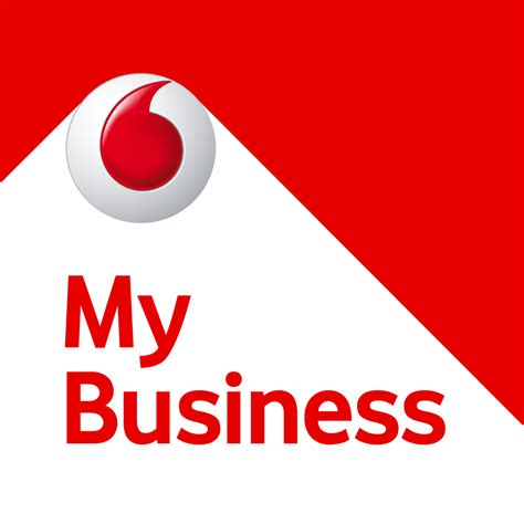vodafone mobile business my vodafone business for iphone app marketing