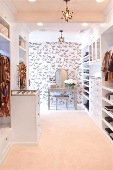 California Closets Los Angeles by 20 Spaces Featuring Stunning Wallpaper The House Of Grace