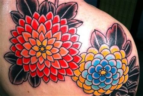 zinnia tattoo designs flower pictures archives seite 2 5 tattoou