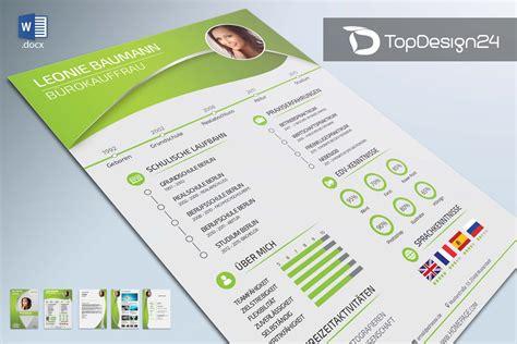 Bewerbung Lebenslauf Vorlage 2016 by Bewerbung 2016 Topdesign24 Bewerbungsvorlagen
