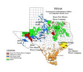electric utility map utility companies in