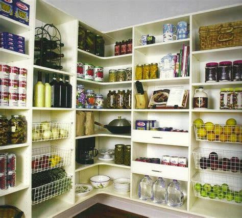 Pantry Food Recipes by Kitchen Beautiful And Space Saving Kitchen Pantry Ideas