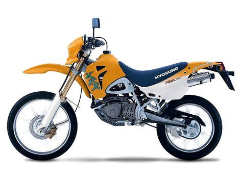 Hyosung Rx125 Supermoto hyosung xrx 125 2003 2ri de