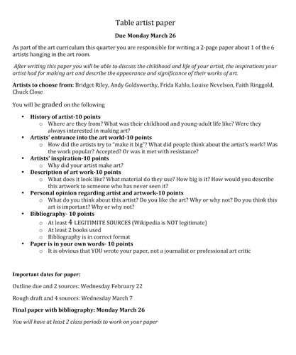 history research paper format a list of important research paper topics