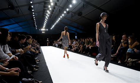 Cat Walk runway fashion