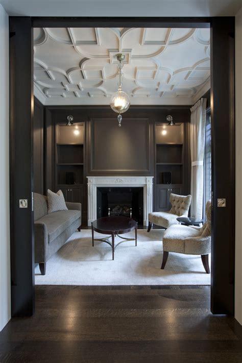 dark gray room benjamin moore sle color looks like a dark brown why