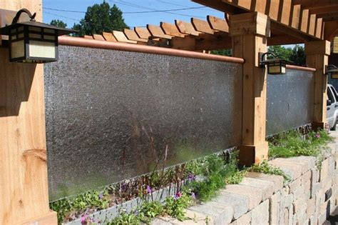 How To Build Raised Garden - how to build a glass waterfall for your backyard diy projects for everyone