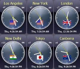 us time zone gadget time zone converter