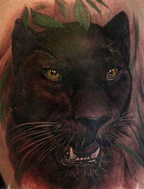 wonderful watercolor black panther tattoo tattoos book