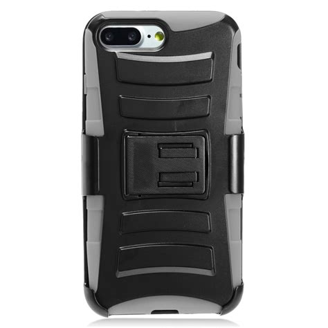 Iphone 7 Plus Heavy Duty Rugged Armor Stand Keren Kesing for iphone 7 plus heavy duty rugged armor