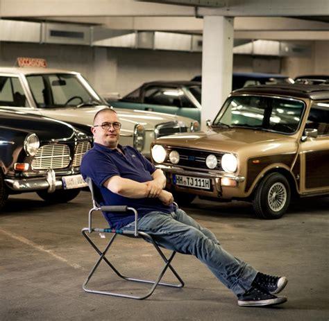 Jens Seltrecht Verkauft In Hamburg Oldtimer In Der Garage