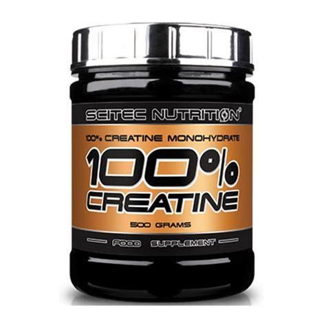 If 100 500gr scitec nutrition creatine monohydrate 500gr