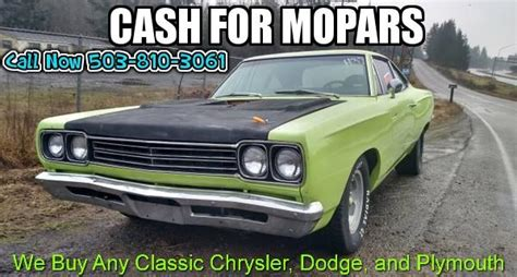 we buy any car plymouth sell your mopar fred s auto removal for junk cars