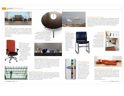 design magazine product office furniture design magazine by diana sanmiguel at