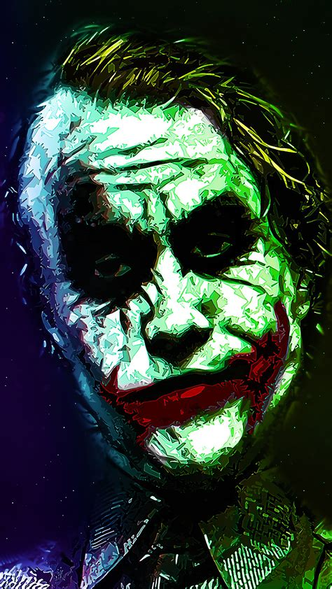 joker art hd wallpaper   mobile phone