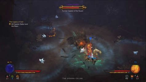 couch co op ps3 diablo 3 on ps3 couch co op 2 barbarians hate doors
