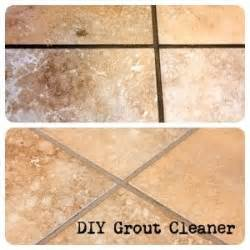 Cleaning Grout With Vinegar Clean Grout Equal Parts Baking Soda Salt And Vinegar