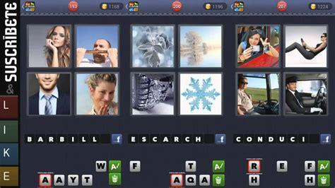 imagenes y palabras respuestas 4 fotos y 1 palabra respuestas de 8 letras youtube