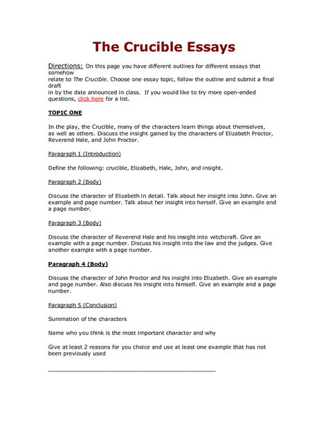The Crucible Essays by The Crucible Abigail Williams Quotes Quotesgram