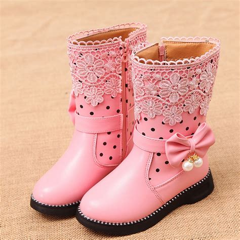 boots snow shoes winter shoe children dress toddler shoes 2016 size 27 36